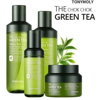 TONYMOLY The Chok Chok Green Tea トニーモリー チョクチョク グリーンティー