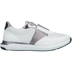 《9/20まで! 限定セール開催中》GAUD レディース スニーカー&テニスシューズ(ローカット) ホワイト 35 紡績繊維