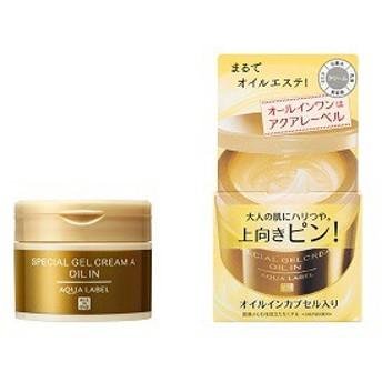 【資生堂】 アクアレーベル スペシャルジェルクリームA (オイルイン) 90g 【化粧品】