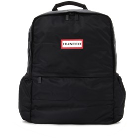 HUNTER HUNTER/ハンター ORIGINAL LARGE NYLON BACKPACK リュック・バッグパック,BLK
