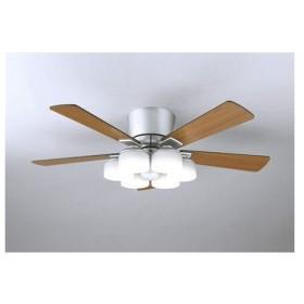 オーデリック 照明器具 LEDシーリングファン AC MOTOR FAN 薄型 灯具一体型 昼白色 調光可 リモコン付 WF209NC