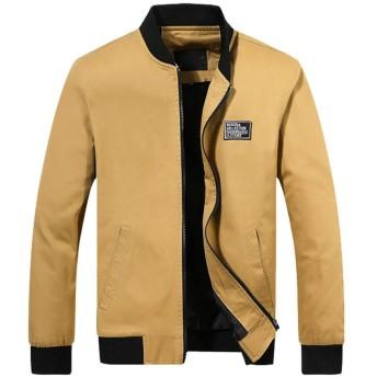 男性のダウンジャケット、三番目の店 メンズ 冬 暖かい ジャケット オーバーコート アウトウェア スリム ロング ジッパーコート