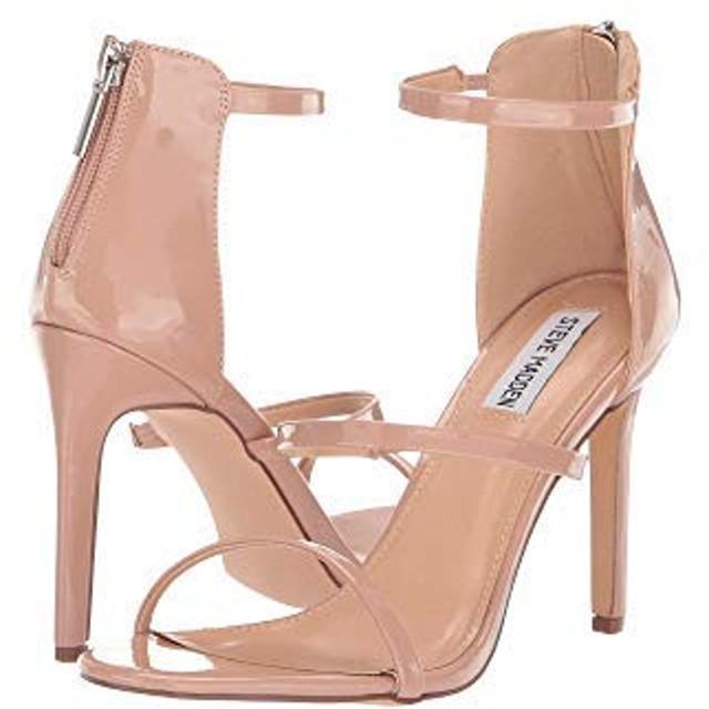 [スティーブマデン] レディースヒール・パンプス・靴 Kair Blush Patent (24cm) M [並行輸入品]