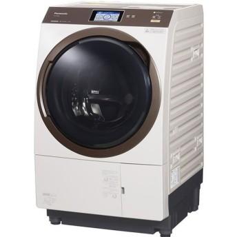 パナソニック ドラム式 洗濯機 洗濯11kg 11キロ NA-VX9800L-N ナノイー 乾燥6kg 左開き