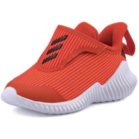 キッズ adidas アディダス FORTARUN 2 AC I ベビースニーカー(フォルタラン2ACI) G27171 ソーラーオレンジ/コアブラック/アクティブオレンジ ファースト/ベビー