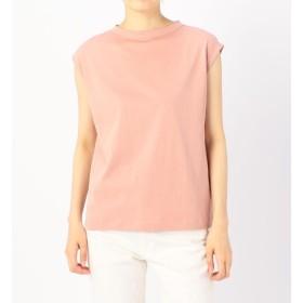 【ビショップ/Bshop】 【handvaerk】ボトルネック ノースリーブTシャツ WOMEN