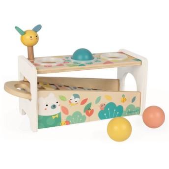 ピュア・タップタップ・シロフォン おもちゃ おもちゃ・遊具・三輪車 ベビートイ (235)