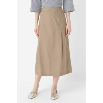 【ヒューマンウーマン/HUMAN WOMAN】 綿テンセルスカート