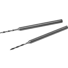 SK11 軸付マイクロドリル 直径1.0mm SRB-503 (2本入)