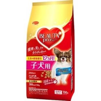dポイントが貯まる・使える通販| ビューティープロ ドッグ 子犬用 12ヵ月頃まで (100g*7袋入) 【dショッピング】 ドッグフード おすすめ価格