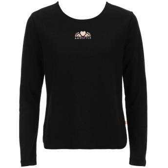 アモスタイル ウィメンズウェア グラフィックTシャツ(Top16) ルームウェア