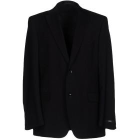 《期間限定 セール開催中》BOSS HUGO BOSS メンズ テーラードジャケット ブラック 54 バージンウール 85% / ナイロン 11% / ポリウレタン 4%