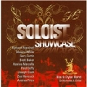 Soloist Showcase CD