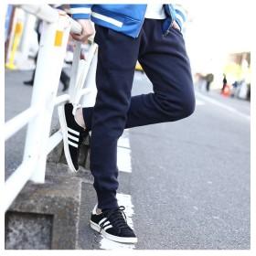 【ベース ステーション/BASE STATION】 【MADE IN JAPAN】吊り裏毛裾リブパンツ