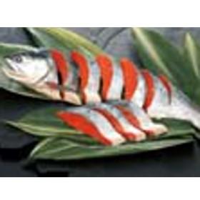 【冷凍】A55 塩紅鮭半身切身 1kg