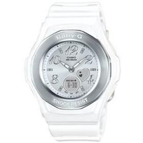 時計 カシオ 【国内正規品】BABY-G デジアナ時計 レディースタイプ BGA-100-7B3JF 【返品種別A】