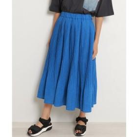 【ダブルネーム/DOUBLE NAME】 消しプリーツスカート