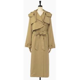 <ミュラーオブヨシオクボ/muller of yoshiokubo> Trench hood coat BEIGE【三越・伊勢丹/公式】