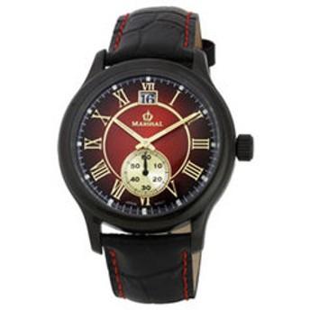 dポイントが貯まる・使える通販| マーシャル MARSHAL MRZ005シリーズ MRZ005-LBRE MRZ005LBRE【返品種別B】 【dショッピング】 腕時計 おすすめ価格