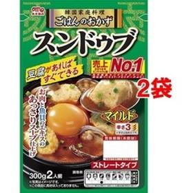 韓国家庭料理 スンドゥブ マイルド (2人前*2袋セット)