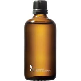 piezo aroma oil(スクエアー専用) botanical air(ボタニカルエアー) オレンジグレープフルーツ (100mL)