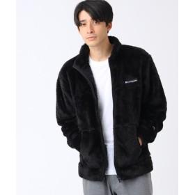 ティーケー タケオキクチ Champion for tk. TAKEO KIKUCHI フリースジャケット メンズ ブラック(019) 03(L) 【tk. TAKEO KIKUCHI】
