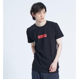 【アバハウス/ABAHOUSE】 【CEIZER】METRO ロゴプリントTシャツ