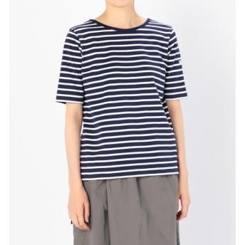 【ビショップ/Bshop】 【ORCIVAL】バックVネックシャツ WOMEN
