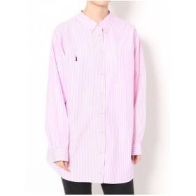jouetie EASTBOY ブロッキングシャツ(ピンク)