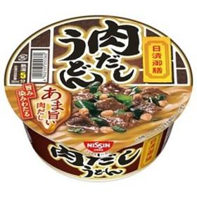 日清御膳 肉だしうどん (74g*12食入)