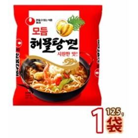 【農心】海鮮ラーメン ★ 150g x 1袋 ★ ヘムルタンメン ヘムル湯麺 海鮮湯麺 海鮮鍋ラーメン 韓国食品 輸入食品  韓国ラーメン 非常食品