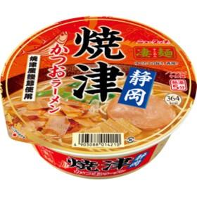 ニュータッチ 凄麺 静岡焼津かつおラーメン (109g12個入)