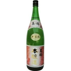 【単品】真鶴 本醸造 1800ml