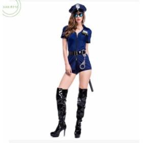仮装 ハロウイン コスプレ衣装 送料無料 お巡りさん 仮装 パーテイー セクシー ステージ衣装