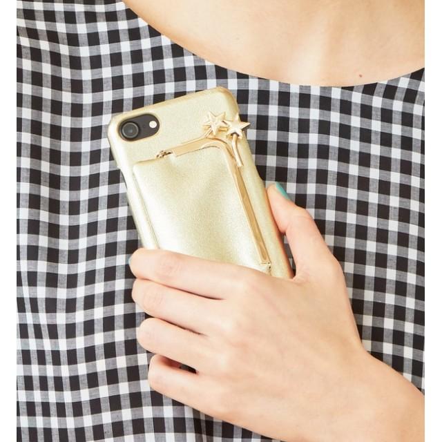 【ビューティアンドユース ユナイテッドアローズ/BEAUTY&YOUTH UNITED ARROWS】 【WEB限定】<Hashibami>レザーガマグチポーチ iphone7/8/6/6sカバー