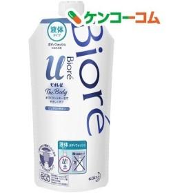 ビオレu ザ ボディ The Body 液体タイプ ピュアリーサボンの香り つめかえ用 ( 340ml )/ ビオレU(ビオレユー)