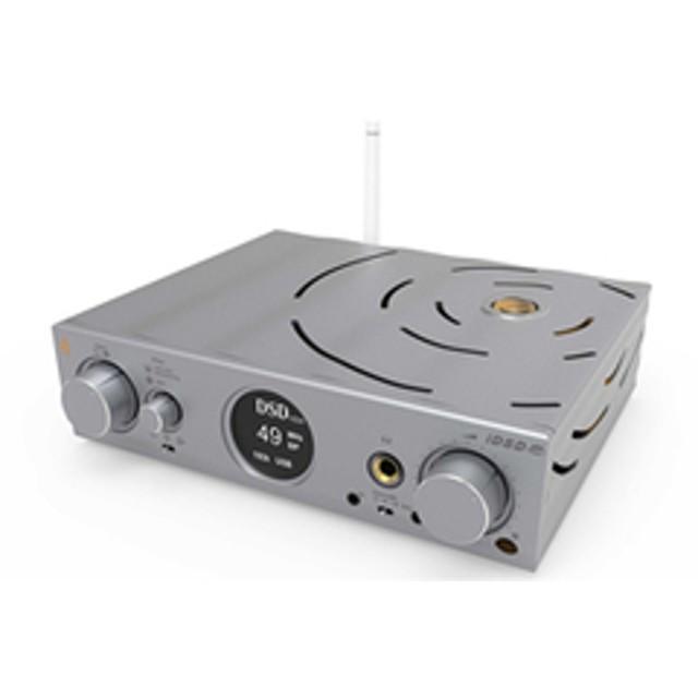 アイファイ・オーディオ USB DAC/ネットワークプレーヤー iFi-Audio Pro iDSD 【返品種別A】