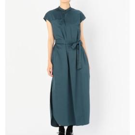 【ビショップ/Bshop】 【unfil】コットンツイル スリーブレスドレス WOMEN