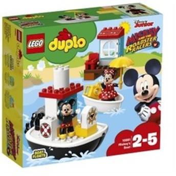 LEGO レゴブロック 10881 デュプロ ディズニー ミッキーとミニーのバースデーボート