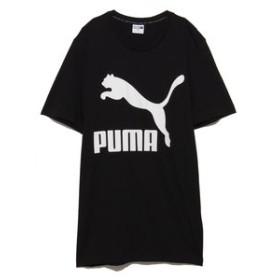 【emmi:トップス】【PUMA】CLASSICS LOGO TEE