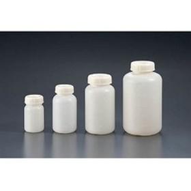 サンプラテック 帯電防止PEボトル広口 250ml 25499