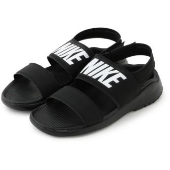 ナージー/【ナイキ】Tanjun sandals FA19/ブラック/24