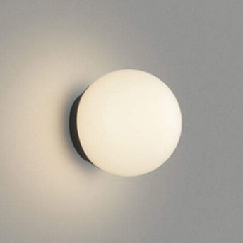 コイズミ LEDエクステリアライト(黒色)【要電気工事】 KOIZUMI AU45202L 【返品種別A】