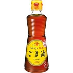 かどや製油 金印 純正ごま油 (400g)