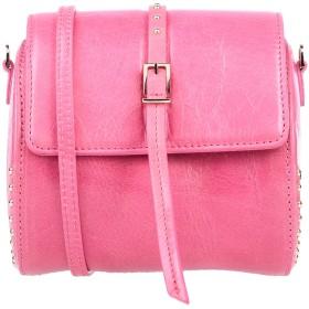《セール開催中》PATRIZIA PEPE レディース メッセンジャーバッグ ピンク 革