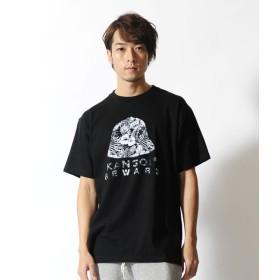 【カンゴール リワード/KANGOL REWARD】 ボタニカルHAT半袖Tシャツ