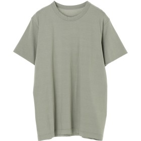 smoothday Women's 60/2 テクノラマ天竺 C/N Tsh Tシャツ・カットソー,スモークミント