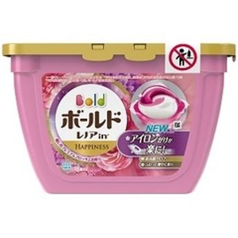 P&G Bold(ボールド)ジェルボール 3D 癒しのプレミアム ブロッサムの香り 本体 18粒入〔衣類洗剤〕