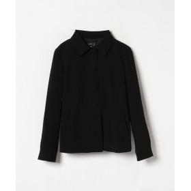 アニエスベー U700 VESTE ジャケット レディース ブラック 36(S) 【agnes b.】