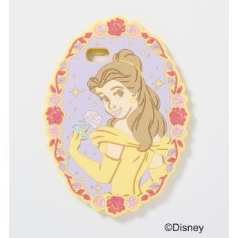【ロディスポット/LODISPOTTO】 【Disney(ディズニー)PRINCESS オーロラ姫/ベル/シンデレラ】スマホケース
